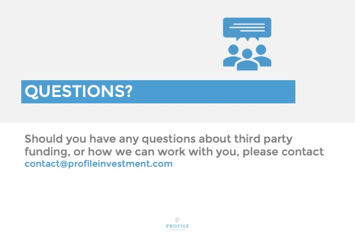 Questions page
